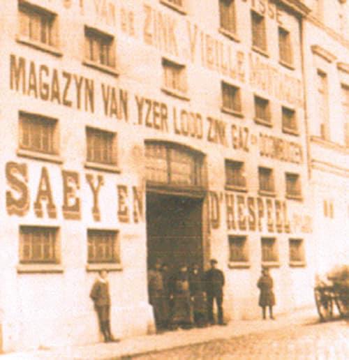 Saey gaskachel